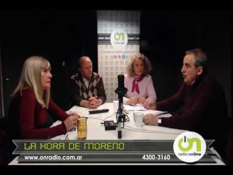 La Hora de Moreno 29/9/17 - Inv: Beatriz Paglieri / Pablo Chulla