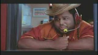 Burger Shack Employee Clip - Harold & Kumar