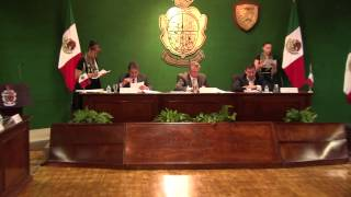 Sesion Cabildo 24 Abril Cd. juárez chih.