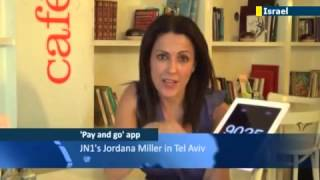 Бар Рафаэли    соавтор мобильного приложения youtube original