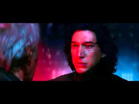 Kylo ren killed Han Solo HD