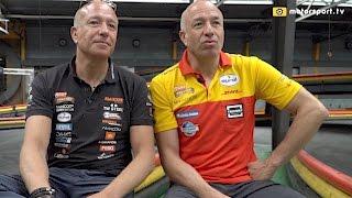"""Tim en Tom Coronel: """"Waarom zou Verstappen naar Ferrari of Mercedes willen?"""""""
