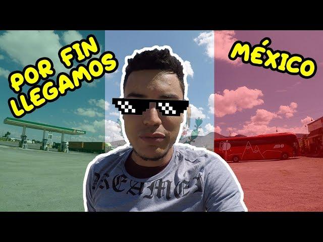 LLEGAMOS A MEXICO *Me intentan robar* - TATTO VLOGS