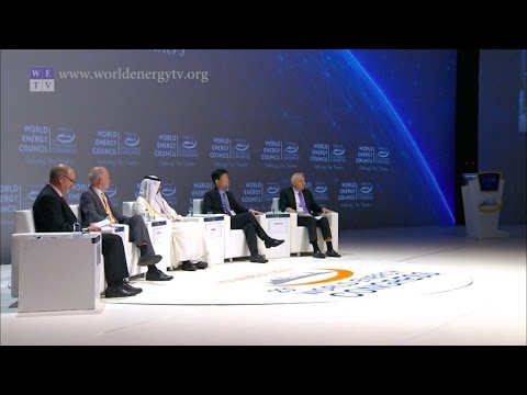 World Energy Congress | Climate of Innovation: Hard Technology Choices and Innovation Priorities
