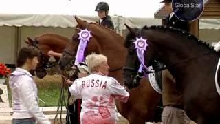 GLOBAL STAR TV P.R.O.HORSE #09 ДЕТИ В КОННОМ СПОРТЕ