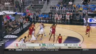 USC Basketball: Jordan McLaughlin 2016-17 Highlights