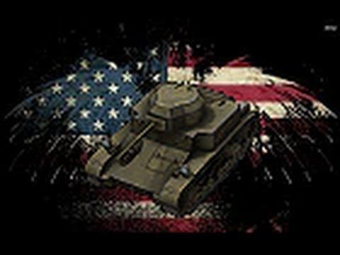 "World of Tanks - T2 Light Tank - ""Americká klasika"""