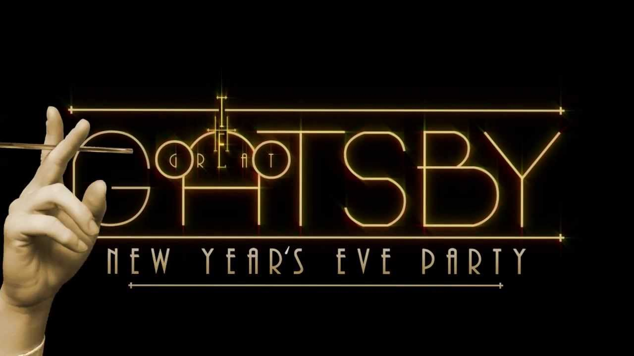 NYE Party Great Gatsby Style @Passion Club Promo - YouTube