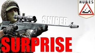 BF4 Sniper gameplay | Grosse Nouvelle !
