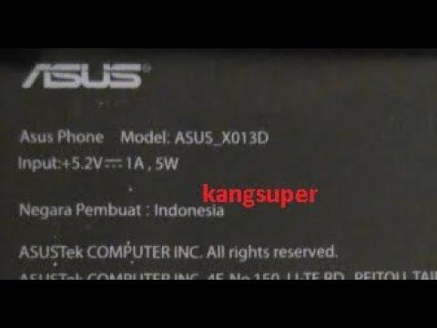 Fix Imei ASUS X013D via UFI