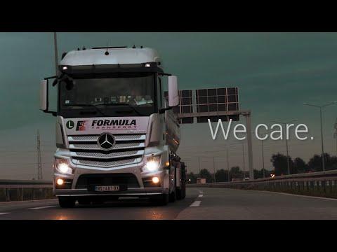 FORMULA TRANSPORT - Advanced Logistics Solutions