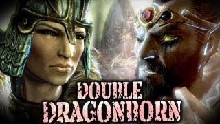 Skyrim For Pimps - Double Dragonborn (S4E19) - Dragonborn Walkthrough