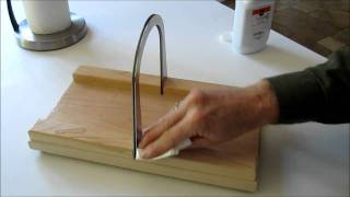 Seasoning A Bread Slicer By The Bread Slicer Deopt