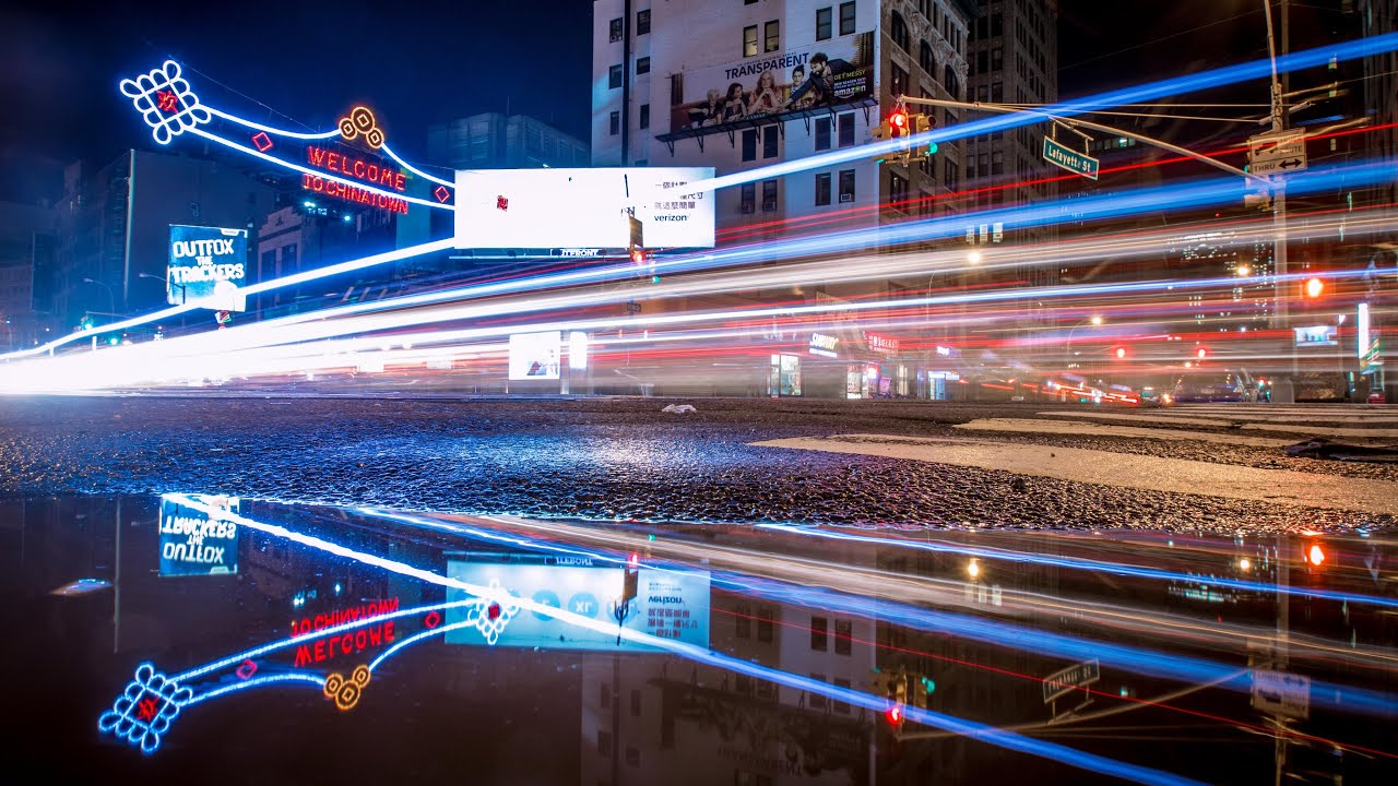 Long Exposure Photography For Beginners  Youtube