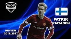 PATRIK RAITANEN | FC Jazz | Skills | 2016/2017 (HD)