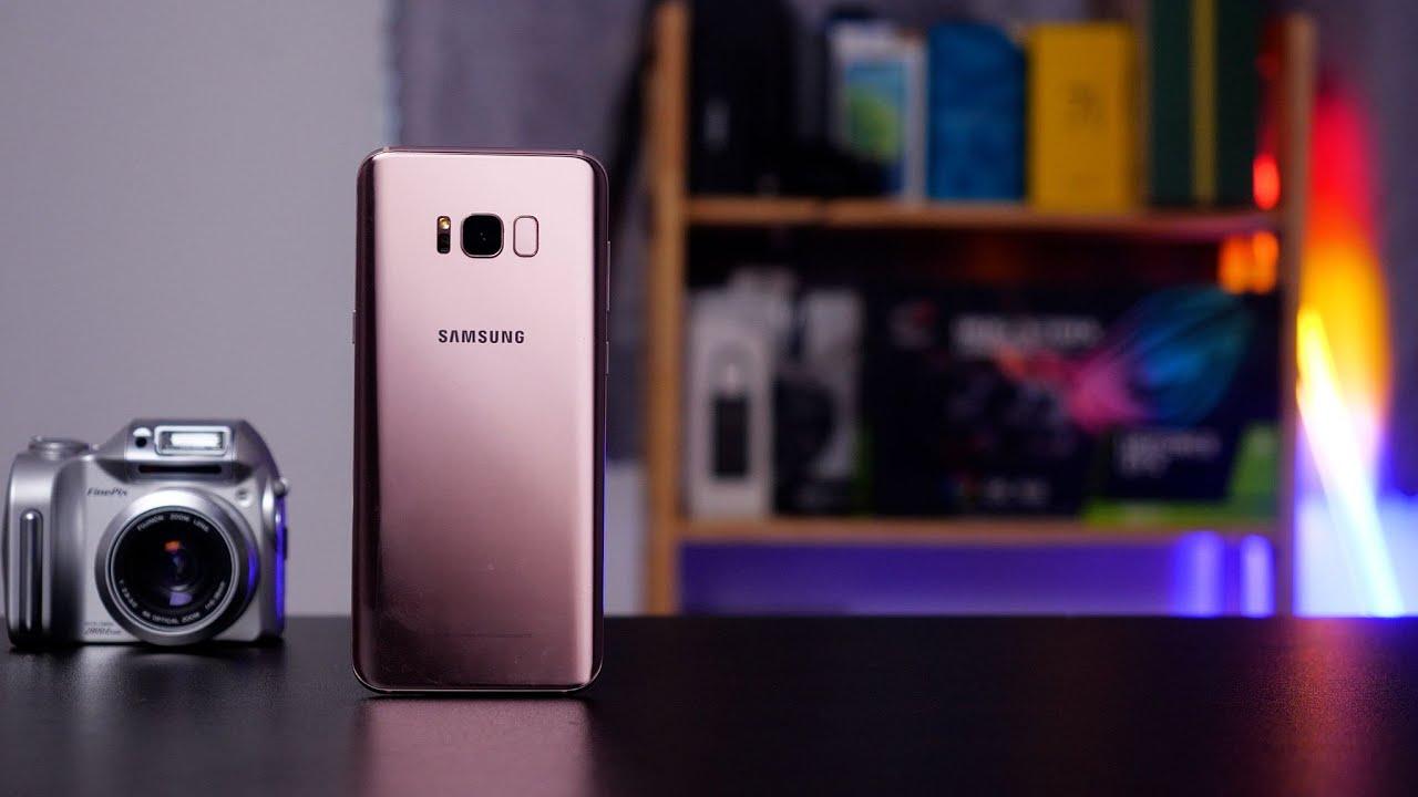Đánh giá Galaxy S8 Plus chỉ còn 4 triệu