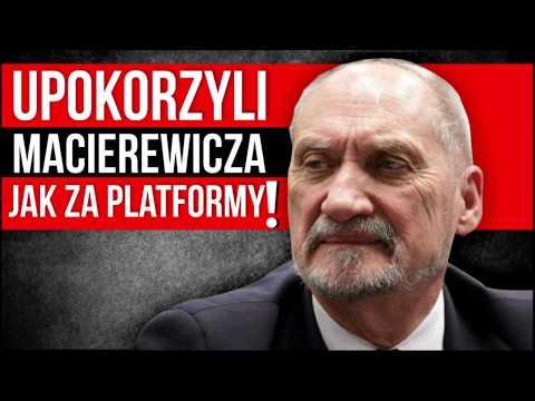 Upokorzyli Macierewicza jak za Platformy! Kowalski & Chojecki NA ŻYWO w IPP TV 12.04.2018