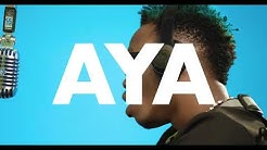 MARIOO - 'AYA' (Official Lyric Video) Sms 9574273 To 15577 Vodacom Tz