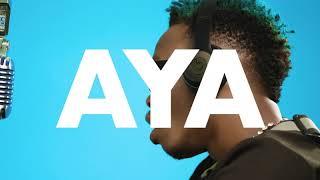MARIOO - 'AYA' (Official Lyric Video) Sms 9574273 To 15577 Vodacom Tz