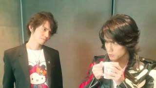 昨日、半田健人君のニコ生の番組、半田倶楽部にて公開撮影された『ザリ...