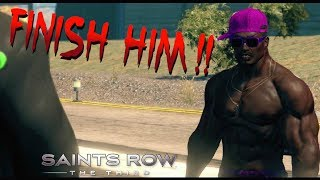 """CAUGHT A BODY! ( FUNNY """"SAINTS ROW 3"""" GAMEPLAY #12)"""