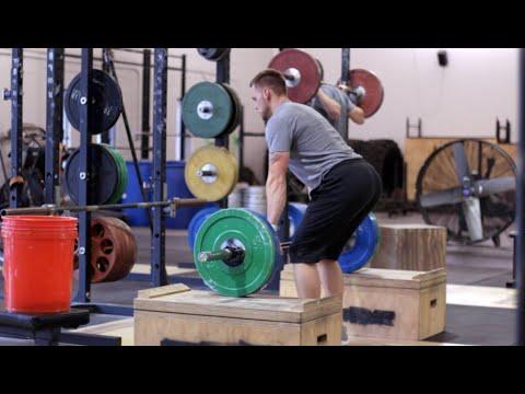 """[42"""" Vertical] NFL Power Workout"""
