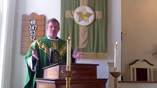 Epiphany3 Fr Allen