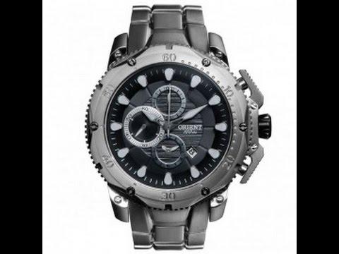 71494c03a8e Review do relógio orient MBTTC011 PT BR