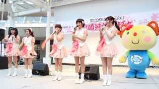 川崎純情小町☆inラゾーナ川崎「3R推進コンサート」で披露された「好きで...