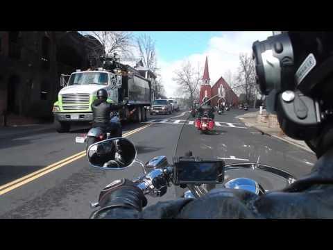 Jamestown Harley Davidson Polar Bear Run II - February 11, 2017