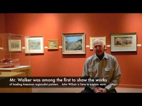 Learn more about Maynard Walker and the Walker Art Collection