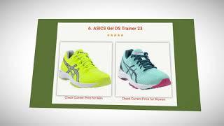 10 Best Running Shoes for Flat Feet 2019