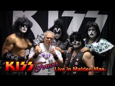 Kiss Forever Band (Kiss tribute band) Live in Malden Mass