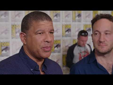 SPIDER-MAN: Into The Spider-Verse  Comic Con 2018 Peter Ramsey, Rodney Rothman, & Bob Persichetti -