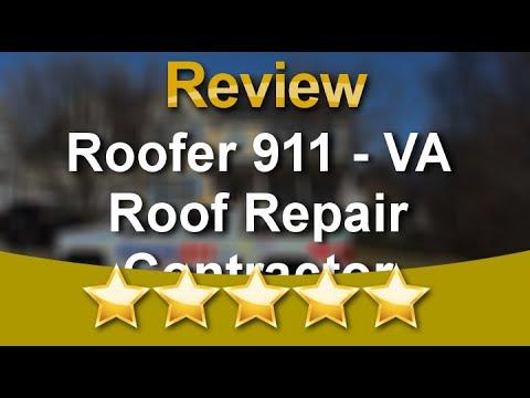 Roof Repair Woodbridge VA - 5 Star - Roofer 911 Reviews
