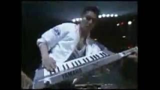 Yamaha KX5 Keytar Synth Solo, Ryuichi Sakamoto - Etude (Live 1986)