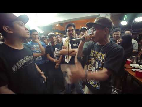 Bahay Katay - M-Zhayt Vs Mobb - Rap Battle @ Cannivalismo 2