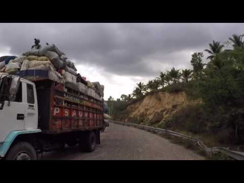 Haiti Route Tomgato Jacmel, Gopro / Haiti Road Tomgato Jacmel, Gopro