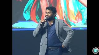 Shall I teach bad words Extra Jabardasth Aadhi at Bewars Audio Launch