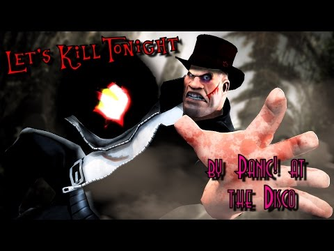 [Gmod] Let's Kill Tonight | Deeper into the Realm of Shadow
