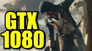 Assassins Creed Unity GTX 1080 OC | 1080p - 1440p & (4K) 2160p | FRAME-RATE TEST