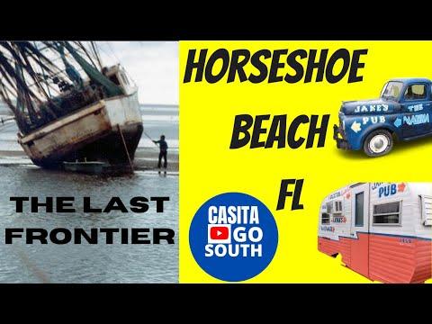 Horseshoe Beach Florida. The Last Frontier.