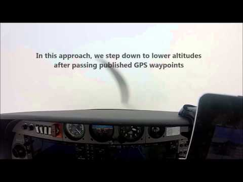 Flying in Instrument Meteorological Conditions - HWD to HAF