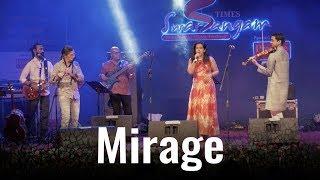 Mirage (feat. Jorge Pardo) | Carnatic Flamenco Rock Fusion
