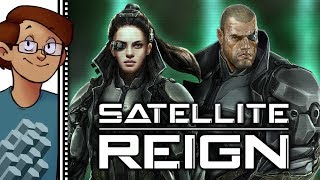 Let's Try Satellite Reign - Cyberpunk Stealth Infiltration RTS