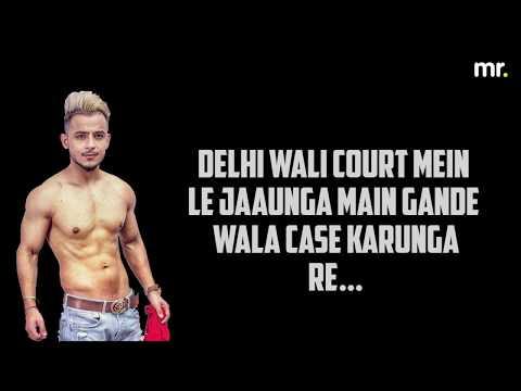 Kalesh (Lyrics) Millind Gaba, Mika Singh   DirectorGifty   New Hindi Songs 2018