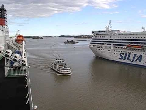 Lautta Suomenlinna