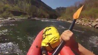 kayak gorges du tarn