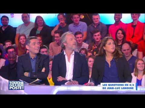 Les questions en 4/3: Jean-Luc Lemoine dresse le portrait de Jean-Michel Maire !
