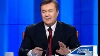 Янукович заспівав Любимый город может спать спокойно   Укрaїнa   ТСН ua